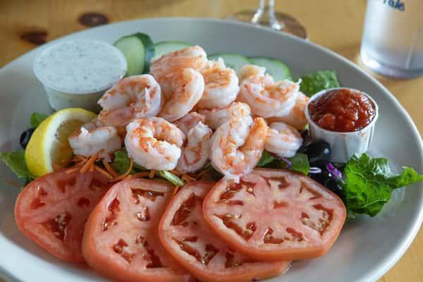Cocktail Shrimp Entree Salad