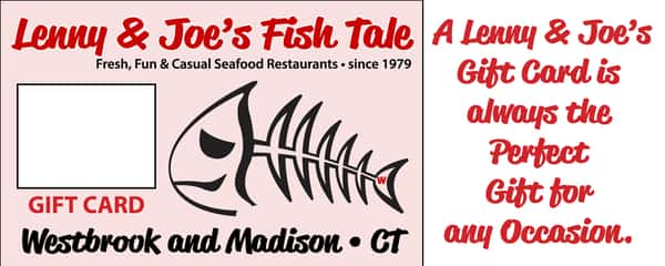 Photo of Fish Tale Gift card