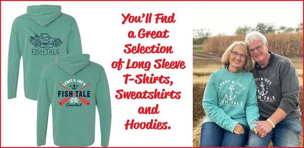 Fish Tale Sweatshirts Photos