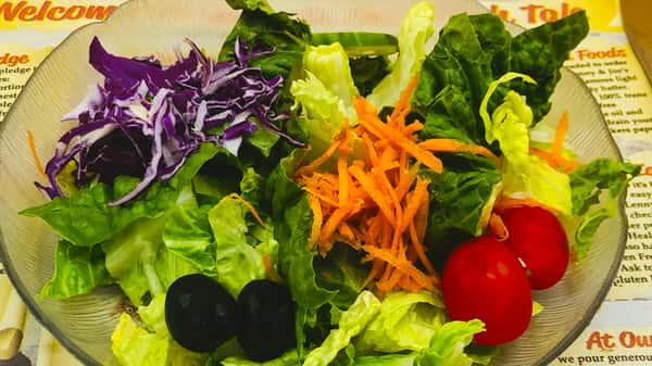 On The Side Fresh Garden Salad