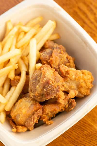 Hawaiian Fried Chicken