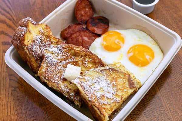 Island Breakfast Combo