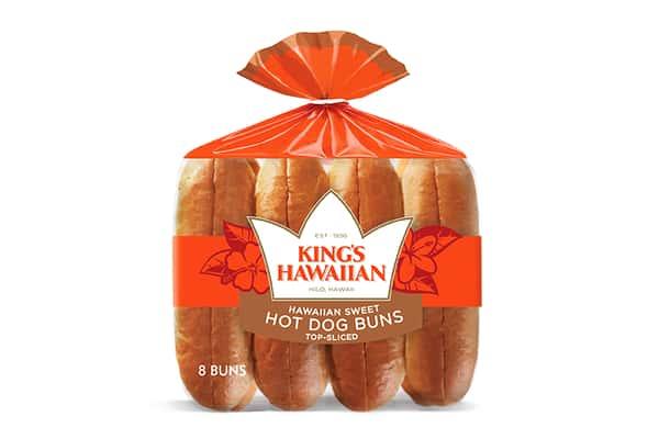 KING'S HAWAIIAN® || Hot Dog Buns