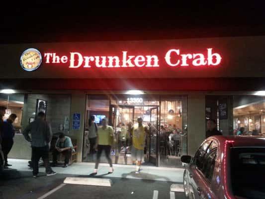 The Drunken Crab exterior
