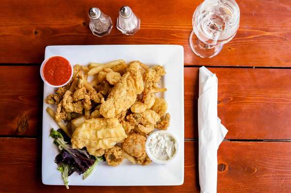 fried high tide platter