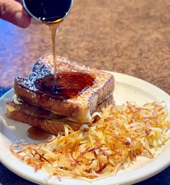 French Toast Breakfast Sammie