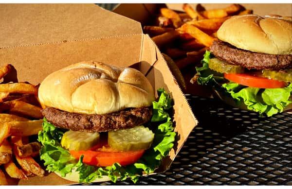 2-PACK Hamburger Deluxe