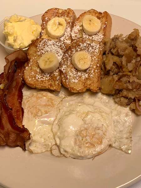 R.'s Big Breakfast Special