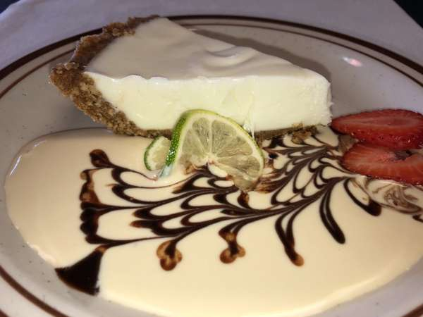 Kenny's Key Lime Pie