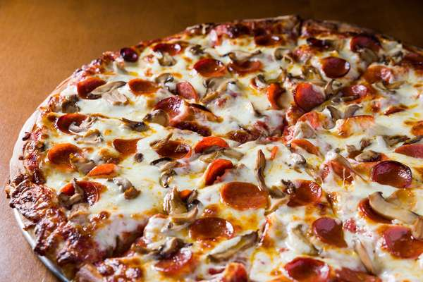 Traditional Thin Crust