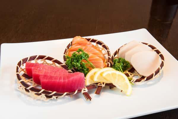 A21. Sashimi Appetizer