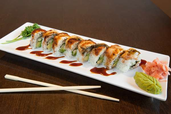 C02. Black Dragon Roll