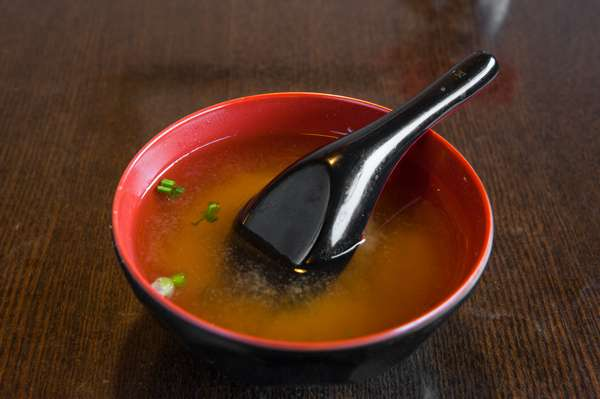 S01. Miso Soup