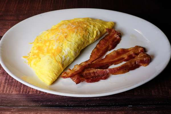 Sixes Omelette