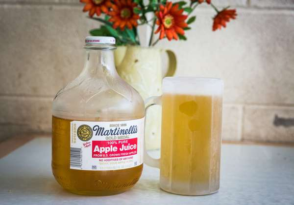 apple juice