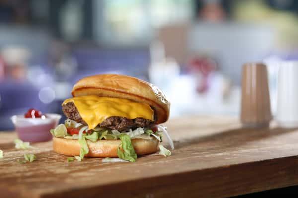 1 The Heff's Burger