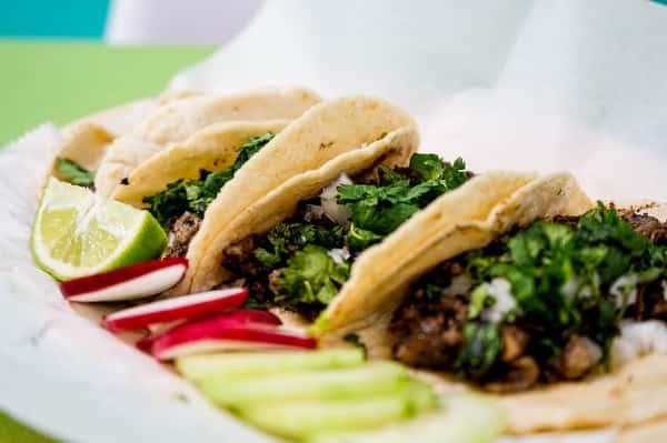Mini Brisket Tacos