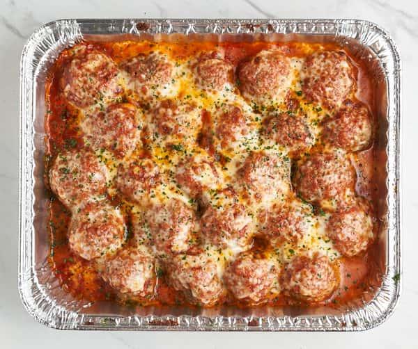 Catering Meatballs