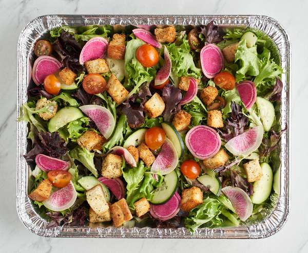 Catering Dinner Salad