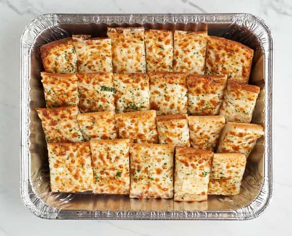Catering Cheesy Garlic Bread & Housemade Marinara