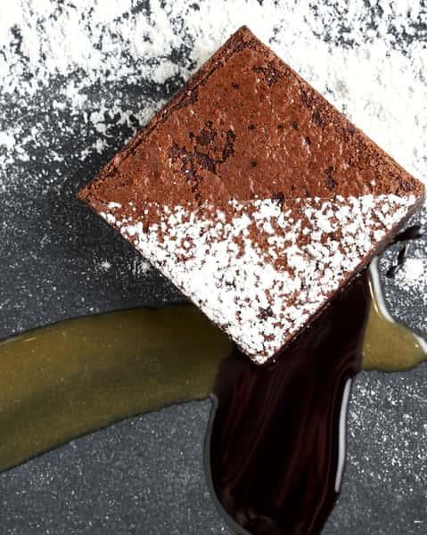 Catering Mini Brownies