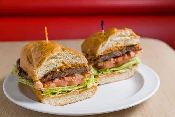 #8 Steak Sandwich*