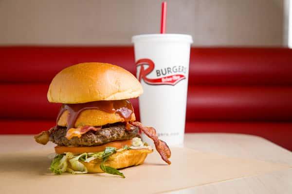 bbq ringer burger