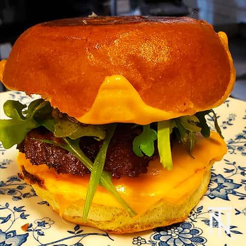 Nixtaco Burger