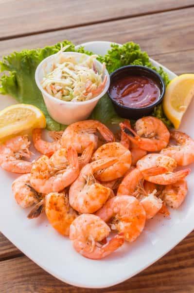 ½ lb. Steamed Shrimp