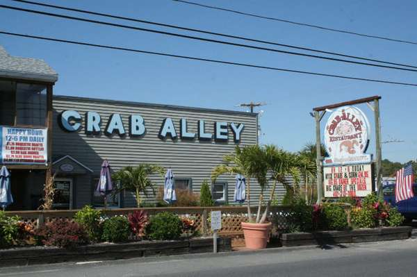 Crab Alley Restaurant