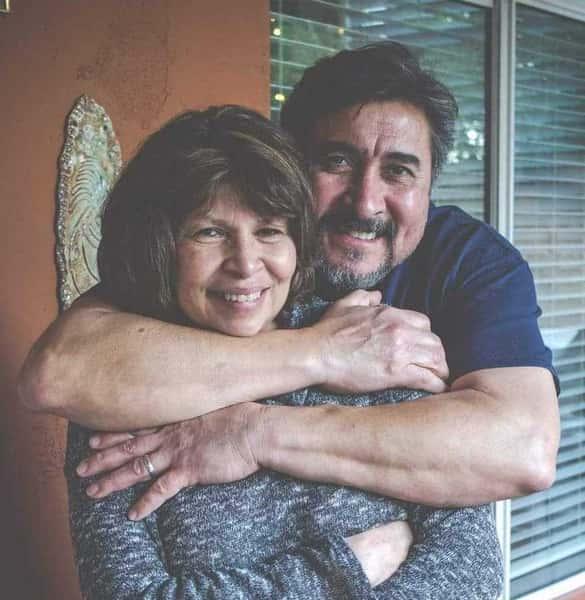 Joseph and Laura Urtuzuastegui