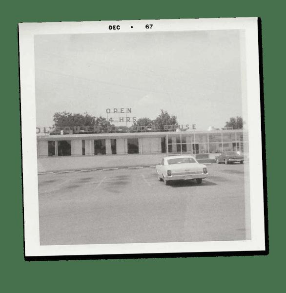 exterior location