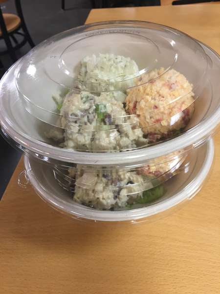 3 Scoop Vegetable/Fruit Salad