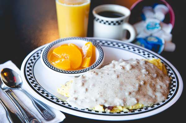 Down Home Omelette