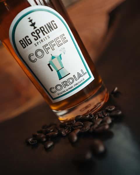 Coffee Cordial