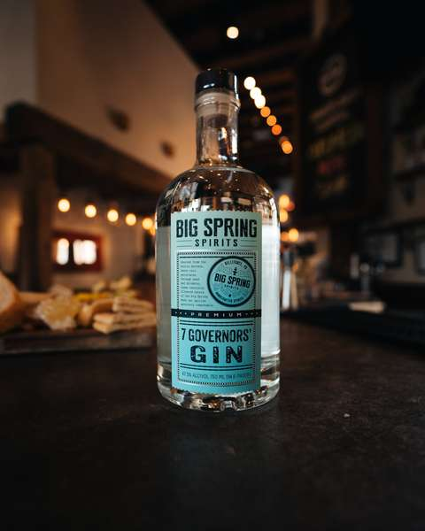 Seven Governors' Gin