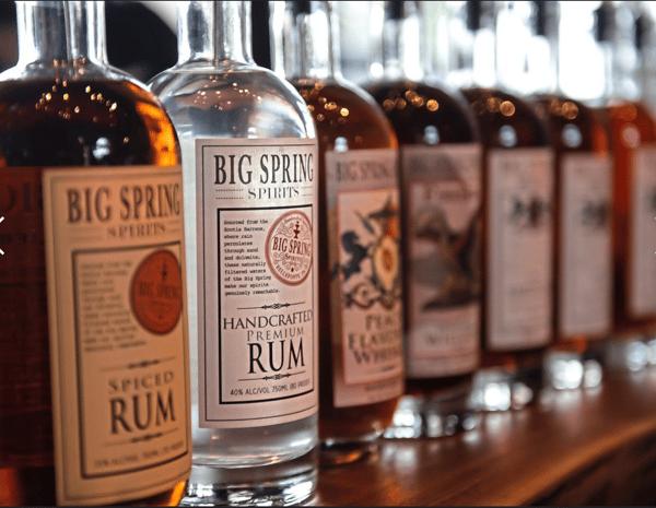 BSS bottles