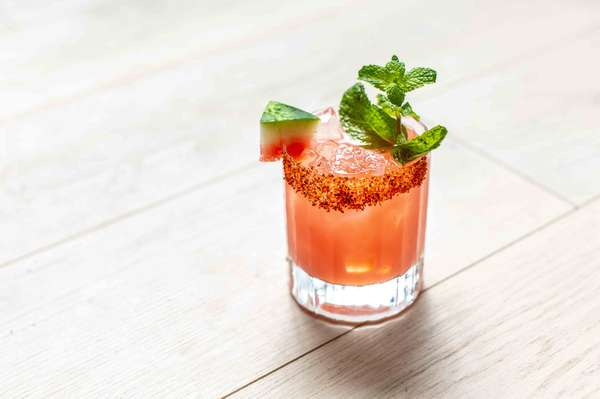 Whatamelon Margarita