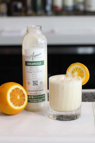 Dreamsicle To-Go