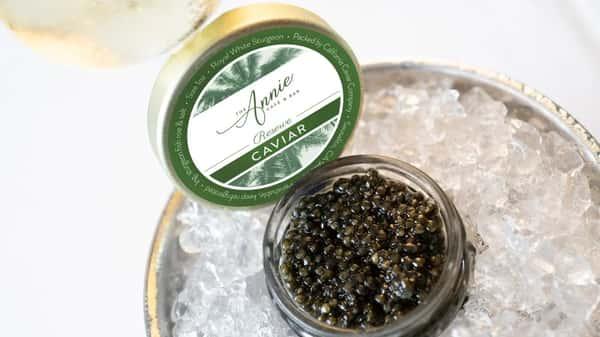 The Annie's Reserve Caviar