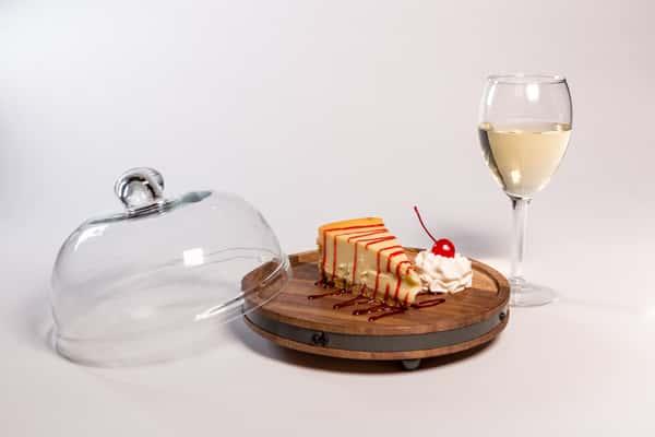 Cheesecake and Wine