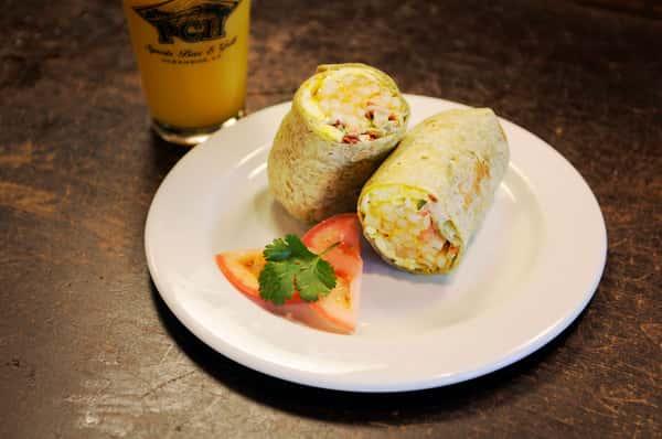 PCH Breakfast Burrito