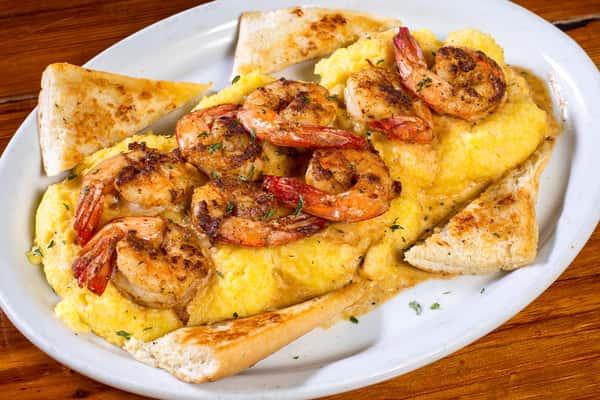 Shrimp or Fish & Grits