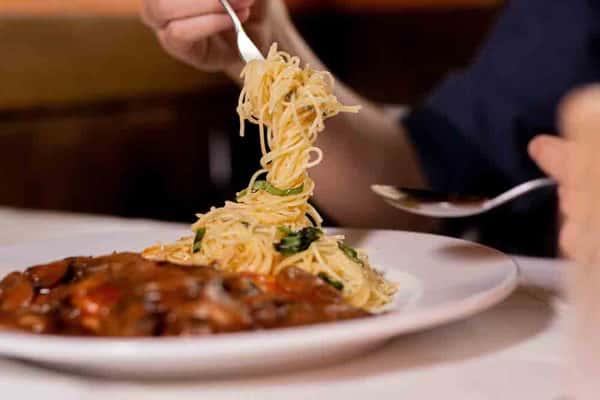 Lomonte's Pasta Dish
