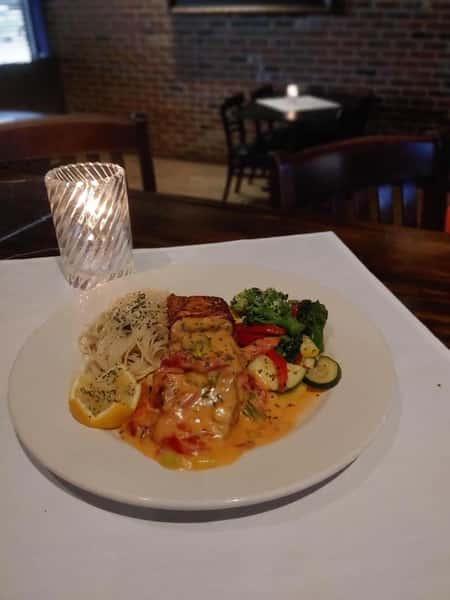 Italian Dinner Plate