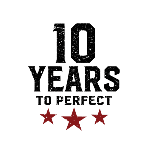10 years to perfect