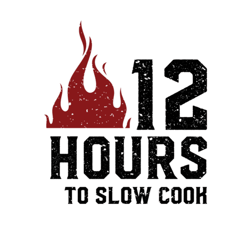 12 hours to slow cook