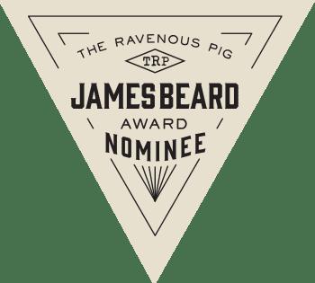 James Beard Award Nominee