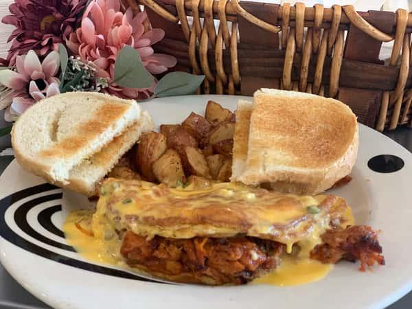 Piggy Omelet