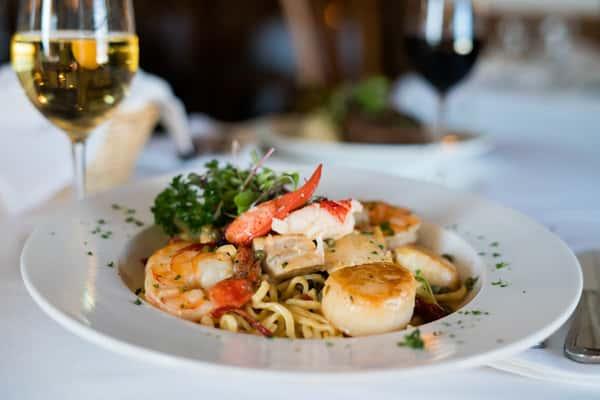 Seafood Piccata